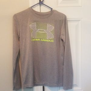 Under Armour Long Sleeve Tshirt